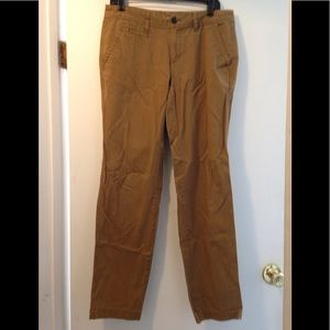 "Eddie Bauer ""legend wash"" pants size 6"